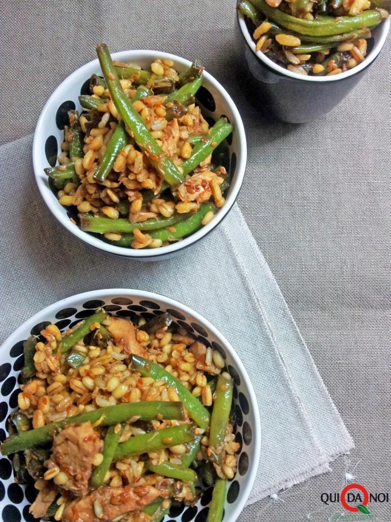 Insalata di cereali con sgombro e fagiolini al sesamo_Paola Uberti_IMG1 (1)