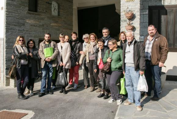 #tourQuidaNoi2014 in Piemonte