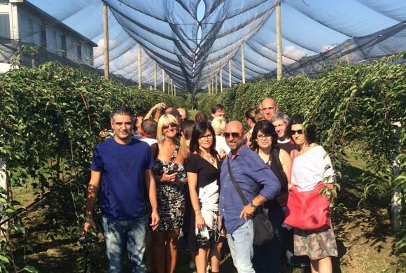 #tourQuidaNoi Piemonte: DUE GIORNI ALLA SCOPERTA DEL BABY KIWI NERGI