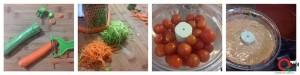 FARFALLE ALLA MAGGIORANA  con verdure 1