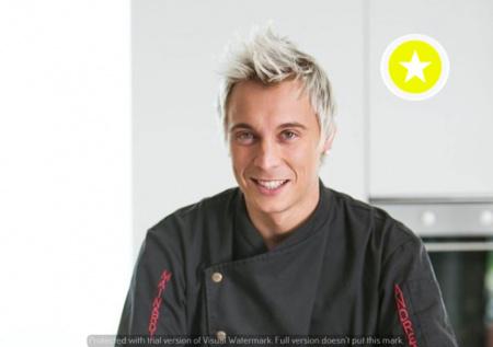 Andrea MAINARDI: la passione in cucina tra lavoro e famiglia