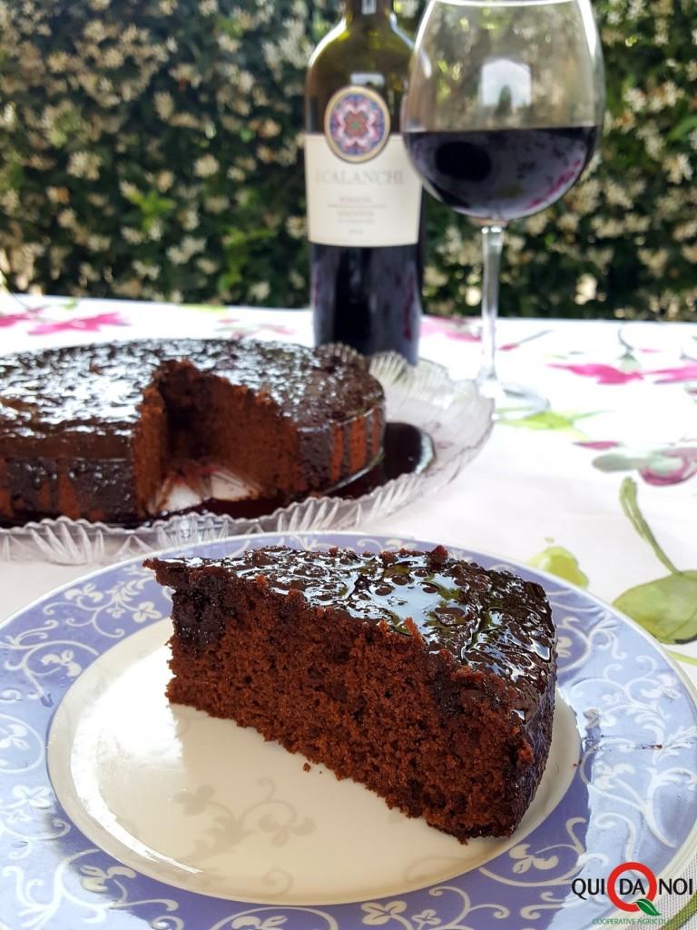 torta al vino rosso 2