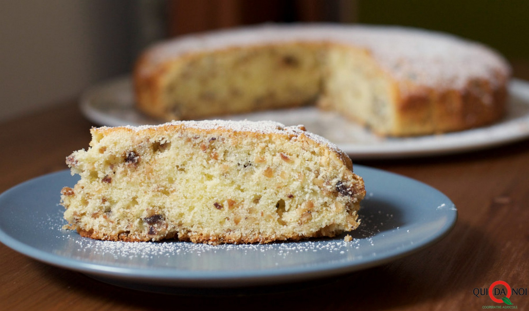 Dolci Da Credenza Biscotti Alle Nocciole : Torta alle nocciole e ricotta qui da noi blog