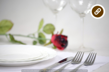 San Valentino: per 3 italiane su 4 la cena ideale è di pesce, in casa e come chef il partner