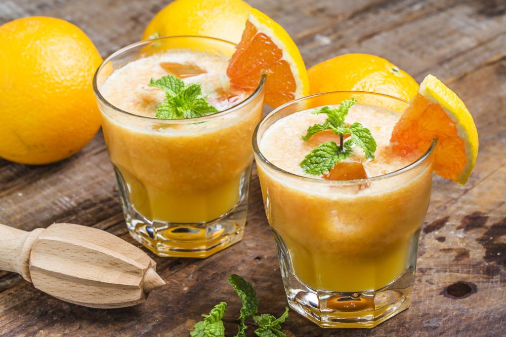 suco arancia