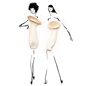 Mushroom Duo