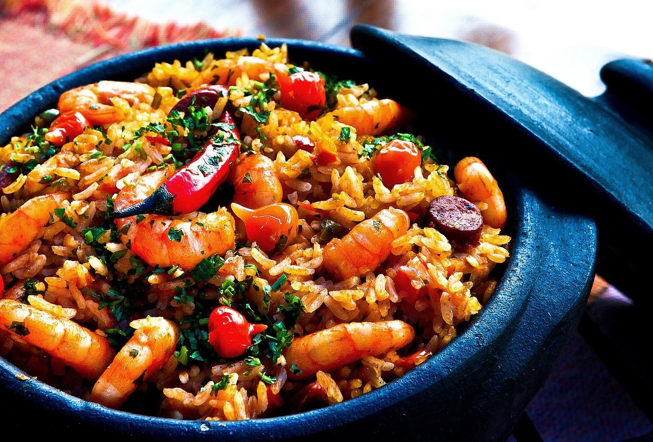 ricetta gamberetti