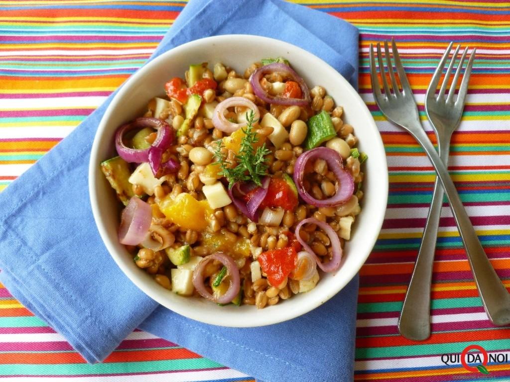 insalata di farro e soiafondo (1)
