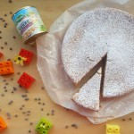 TORTA AI FAGIOLI CANNELLINI E CIOCCOLATO (senza glutine)
