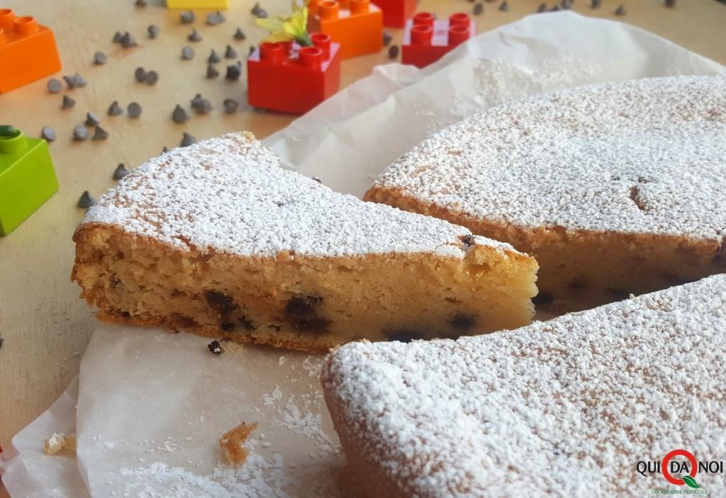 foto 8 torta ai fagioli cannellini OK