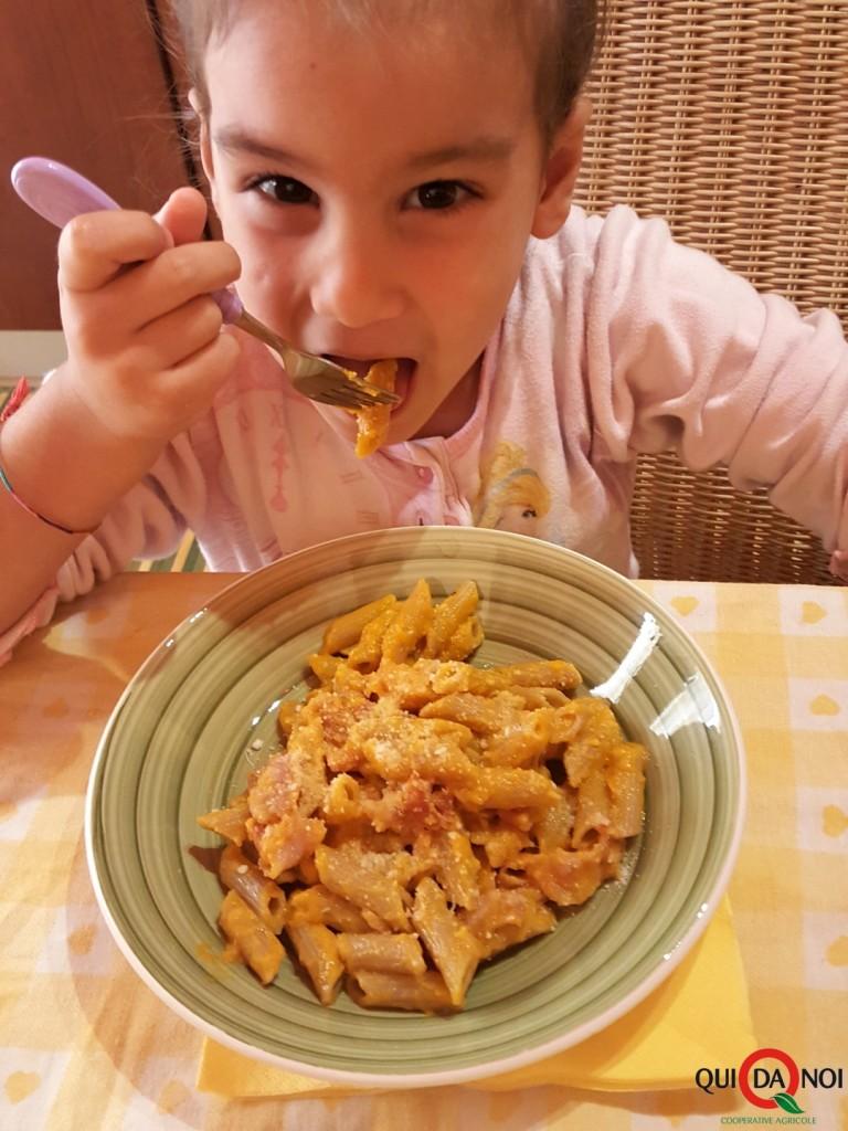 foto 8 pasta zucca e pancetta OK
