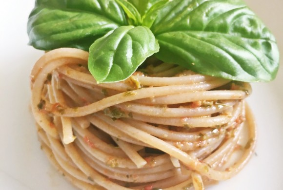 Spaghetti integrali Girolomoni alle 3 P