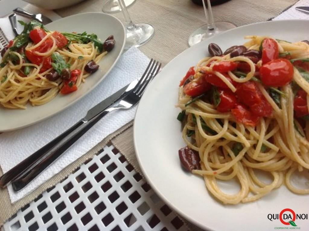 spaghetti estivi foto blog