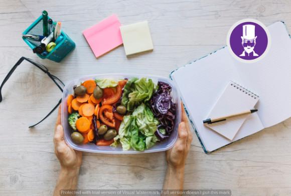 Pausa pranzo in ufficio: le buone abitudini da adottare