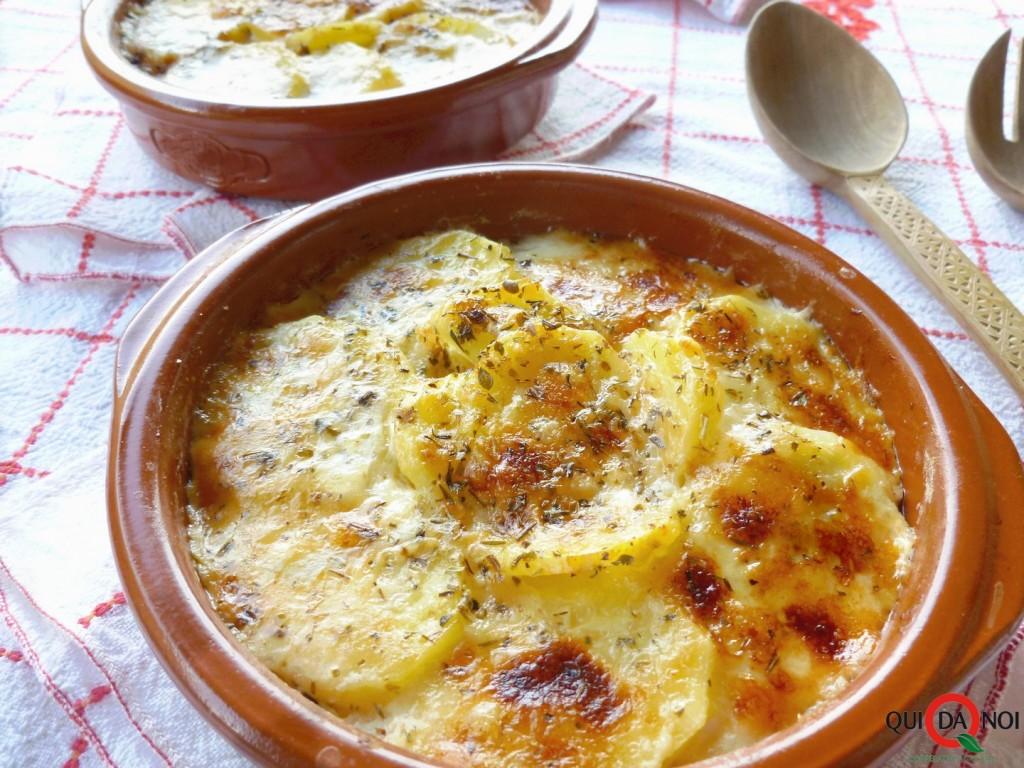 Gratin di patate e Provolone_MA (1)