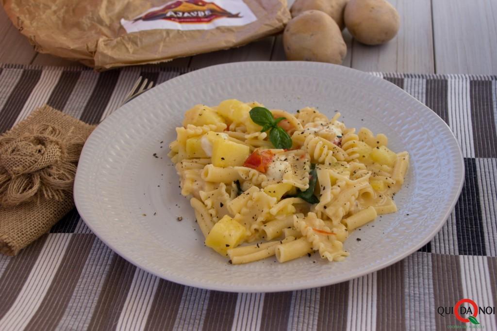 Pasta e patate_pasquale