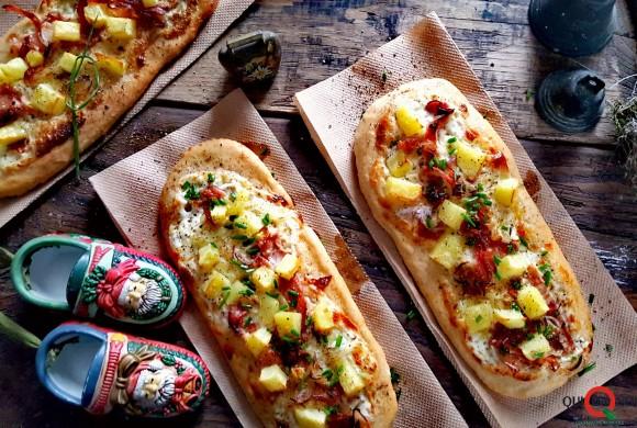 Dinnede, le pizze dei Mercatini di Natale