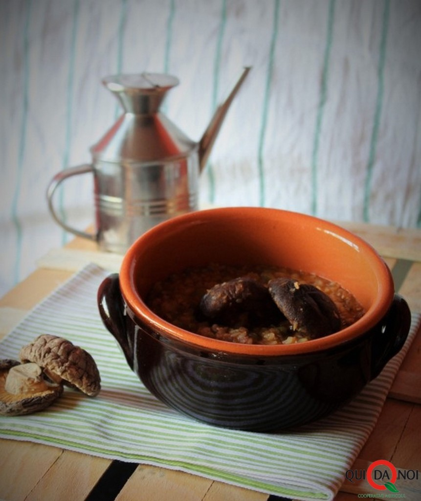 Zuppa di cereali e legumi ai sapori orientali_monica martino