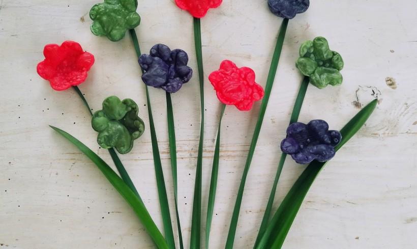 Chiacchiere fiorite