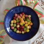 Gnocchetti multicolor