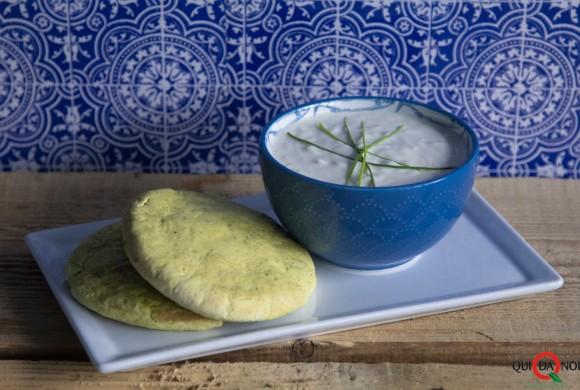 Salsa tzatziki 100% vegetale