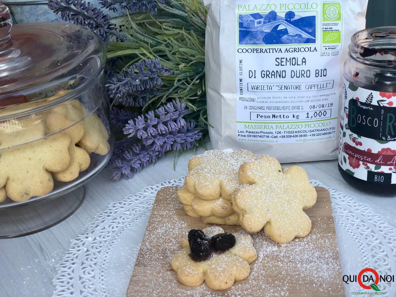 Biscotti alla semola e pistacchi_fernanda