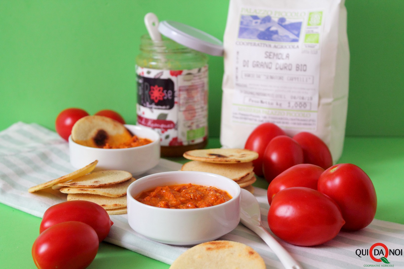 Cialde al burro con salsa di pomodorini e mandarini kumquat_paola (2)