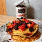 Pancakes alle amarene