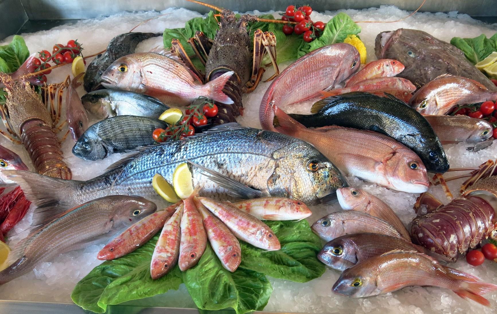 pesce mix