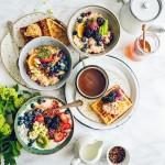 Il primo passo per una giornata perfetta è una perfetta colazione!
