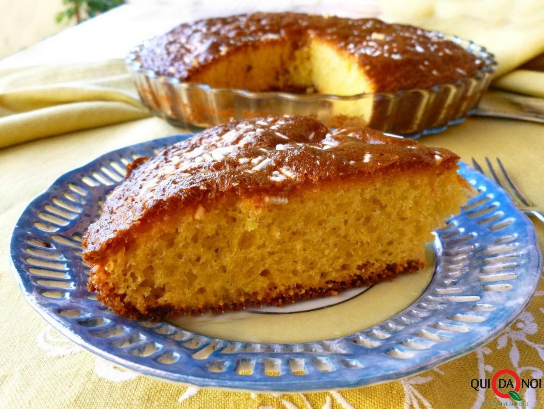 Torta d'arance e carote - Grassi M.A (2)