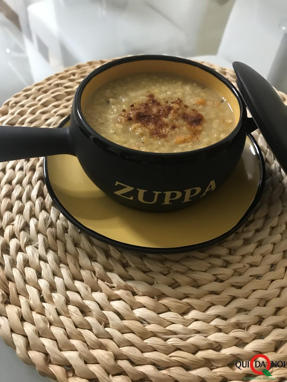 zuppa lenticchie rosse topinambur_monica b
