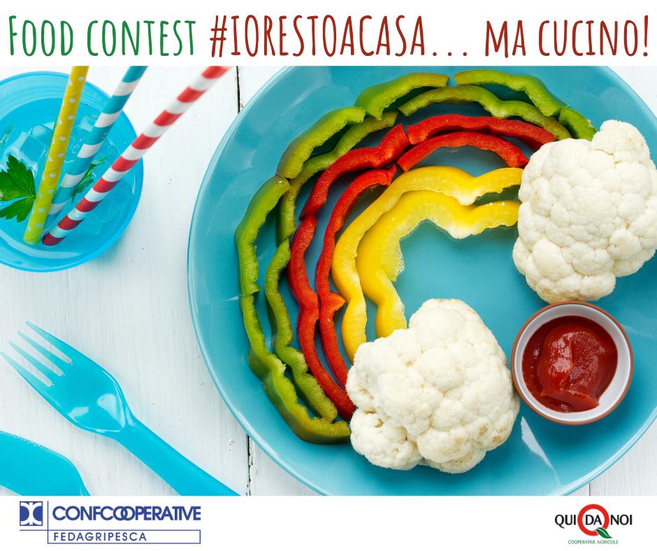 Food contest #IORESTOACASA... ma cucino!