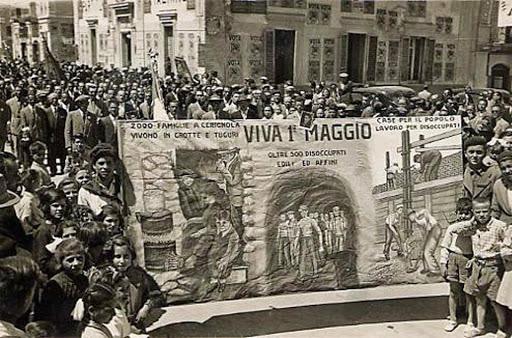 1 maggio fascismo