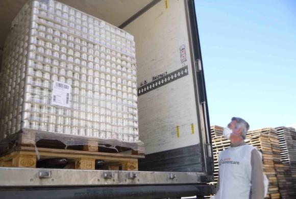 Conserve Italia. Donazione straordinaria al Banco alimentare per emergenza Coronavirus