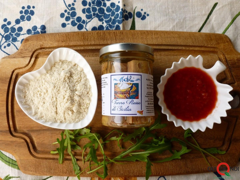 focaccia ingredienti - Grassi