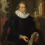 Ritratto dell'antiquario e medico, Ludovico Nonnius (di Peter Paul Rubens)