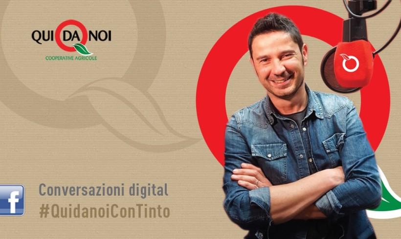#QuidanoiConTinto: questa sera in diretta facebook con Peppe Zullo e Pasquale Sasso