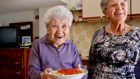 Le nonne italiane alla conquista di YouTube