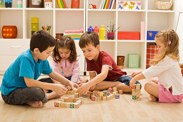 Nuovo Coronavirus: 10 esercizi da fare in casa con i bambini