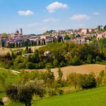 Storie ed estimatori della Casciotta d'Urbino, in un avvincente viaggio tra Marche e Lazio