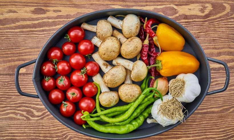 Con i vegetali, la sostenibilità si fa spazio in cucina