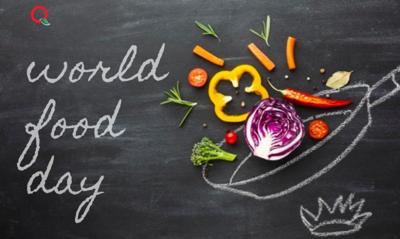 World Food Day. Il ruolo dell'agricoltura e le ricette antispreco