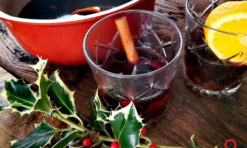 Glogg, il vino caldo speziato svedese