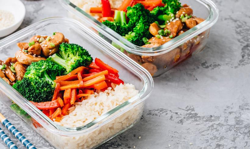 Come preparare i pasti in anticipo con la pratica del Meal prep