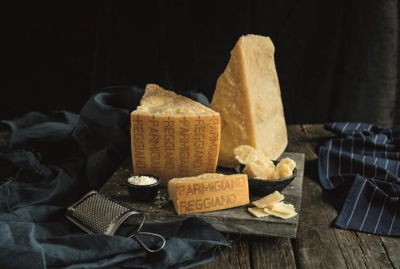 Parmigiano Reggiano: fonte di selenio grazie alle lunghe stagionature