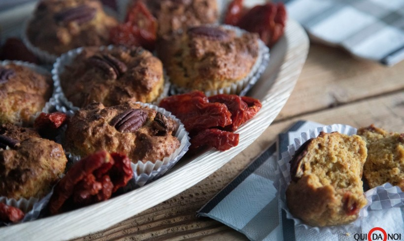 Muffin salati saporiti