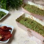 Plumcake salati alle verdure