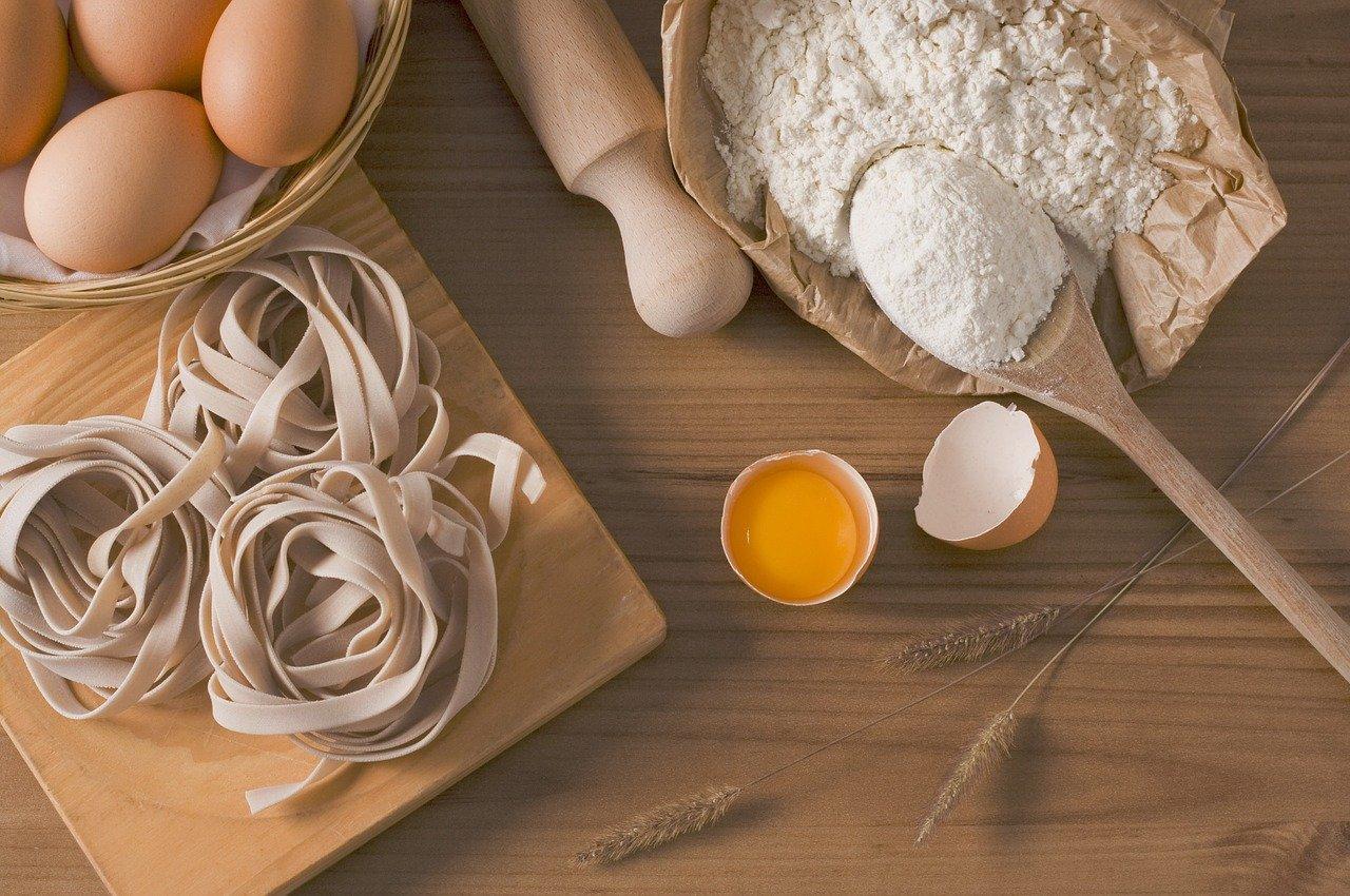 pasta uova