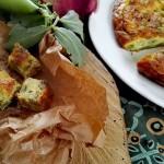 Frittata di fave, un piatto di primavera